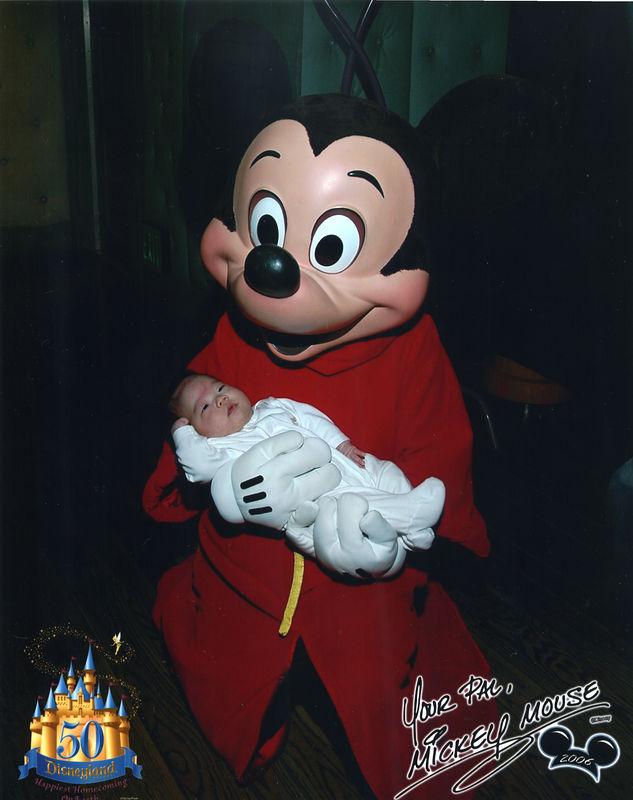 Disney on February 7, 2006