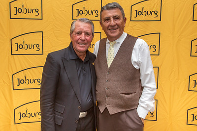 Gary Player visit to Soweto CC