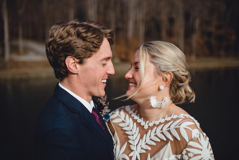 Requiem Images - Luxury Boho Winter Mountain Intimate Wedding - Seven Springs - Laurel Highlands - Blake Holly -646.jpg