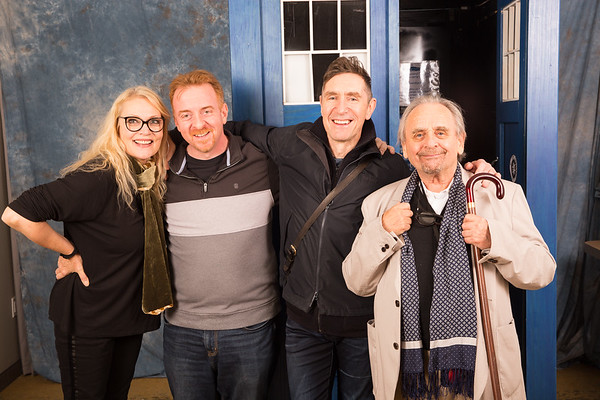 The 96 Doctor Who Movie Cast 12:30pm