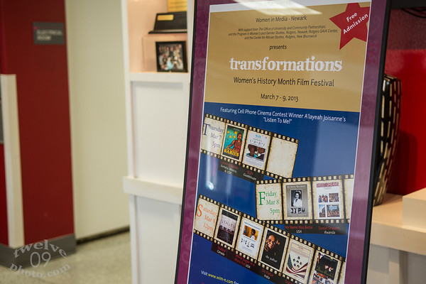 Women in Media Newark-Transformations