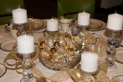 2013-12-6 - Women's Christmas dinner