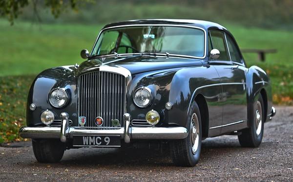 1956 Bentley S1 Fastback  WMC9