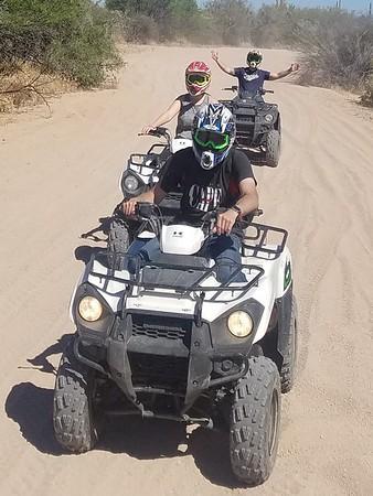 4-22-19 AM ATV TOUR JOHN