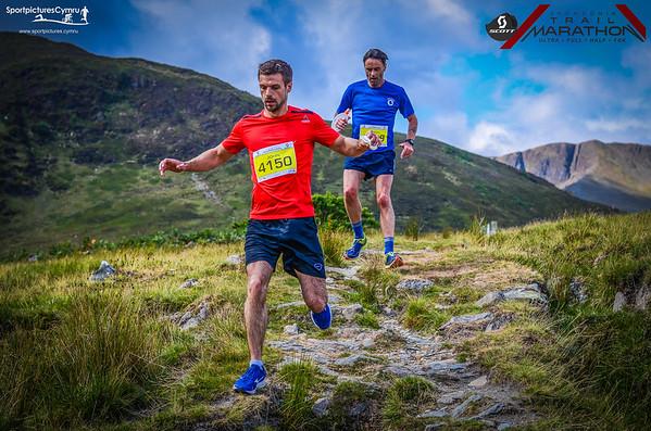 Scott Snowdonia Trail Marathon - 10K at 3.2kM