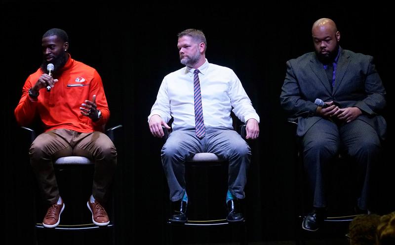 Men of Standards Panel