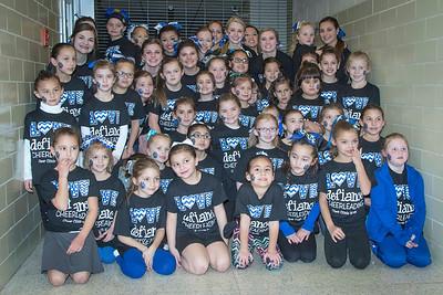 Elementary Cheerleaders 02-05-2016