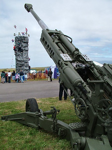 M777 155mm Ultra Light Howitzer