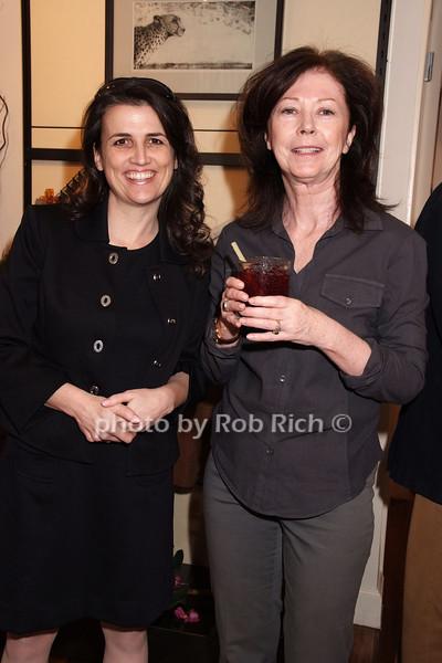 Wendy Wood, Patricia Harrington photo by Rob Rich © 2008 robwayne1@aol.com 516-676-3939