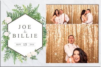 Joe & Billie - The Farmhouse - 9.15.2018