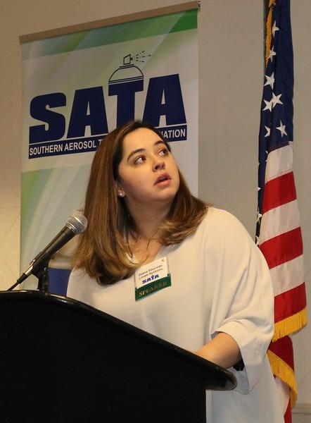Diana Saucedo, Lisam Systems; 'Mexican Regulations'