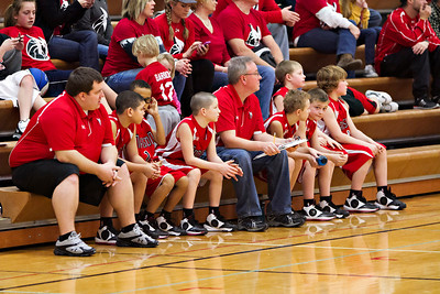 Madison vs Brownstown 4th Boys