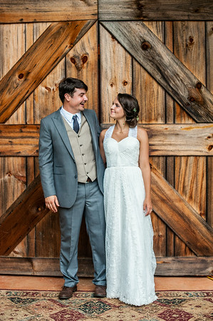 Paul and Lisle 's Mountain Wedding