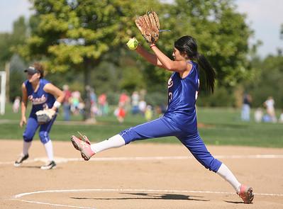 Colorado Girls HS Softball Fall 2008