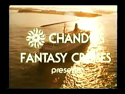 Time of Your Life; Chandris Cruise Lines 1986