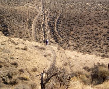 Saddle Mountain 10/27/2007