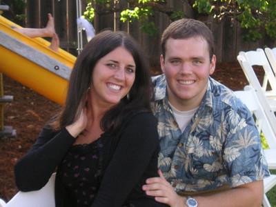 Ben and Allison