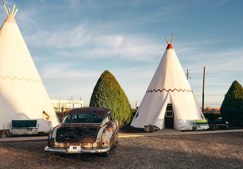 Wigwam Motel, Holbrook, Arizona,
