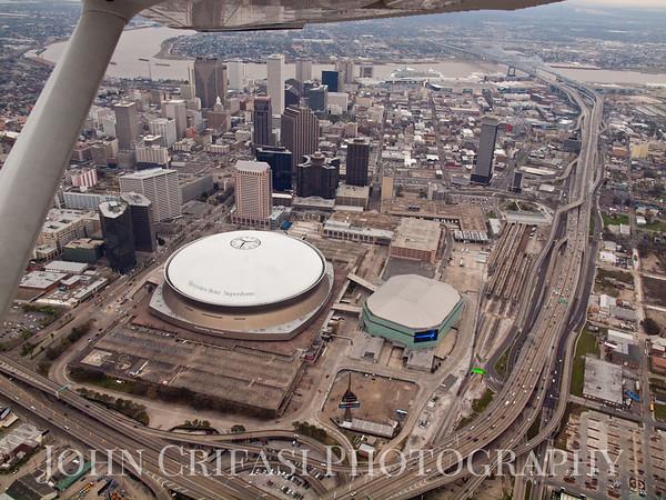 N.O. Aerial Tour