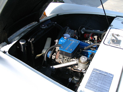 Sunbeam Datsun motor build
