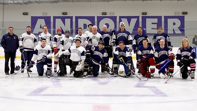 Alumni Hockey Game 2016