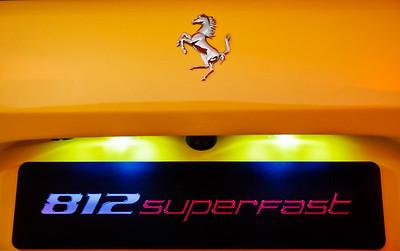 Algar Ferrari 812 Superfast unveiling