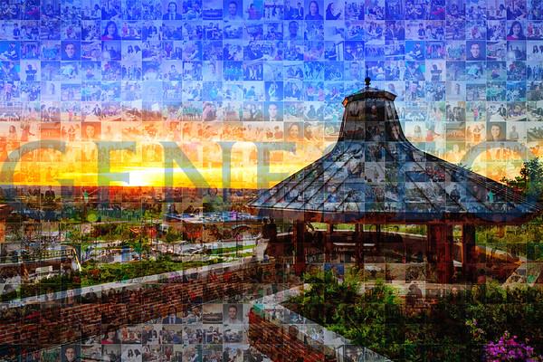 Gazebo Mosaic for CIL