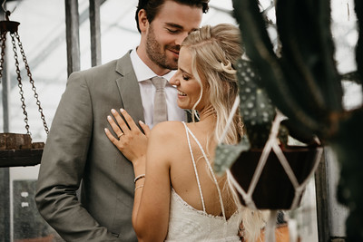 Joy & Sam Wedding