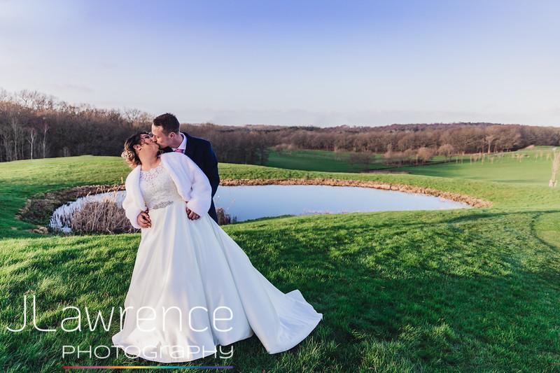 Francesca and Craig Wedding
