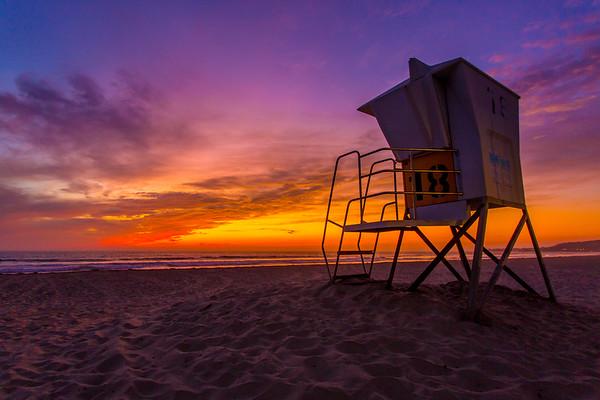 Sunset 8-24
