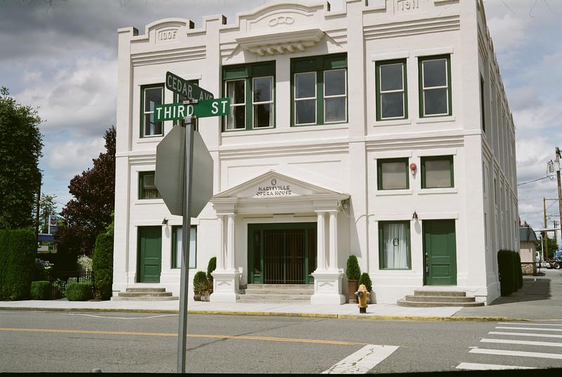 Marysville Opera House