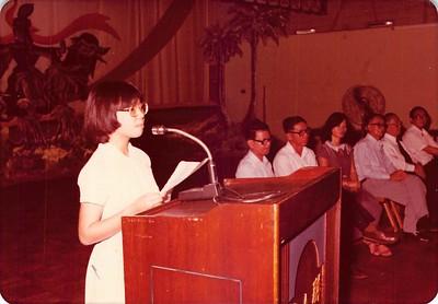 1975 School Activities