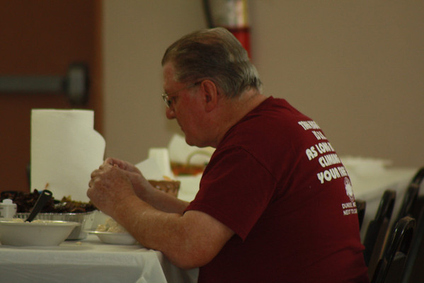 2010 01 VFW Muskrat Dinner