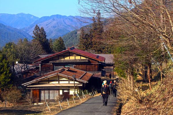 WalkJapan.com: The Nakasendo Way: The Kiso Road Walking Tour