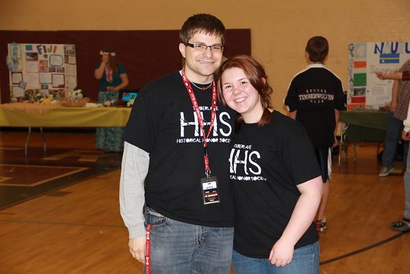 HHS World Fair