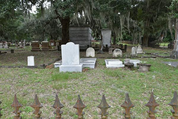 Oak Grove Cemetery Photo Documentation Block 1A