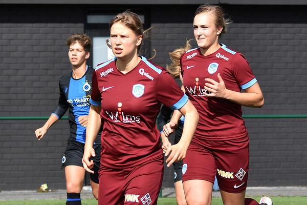 20190929 - Club Brugge Vrouwen - KRC Genk Ladies