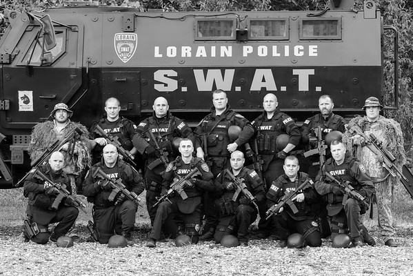 Lorain Police S.W.A.T Team