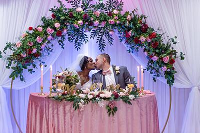Eboni & Jon Wedding