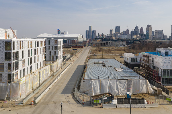 Brush Park March 2019