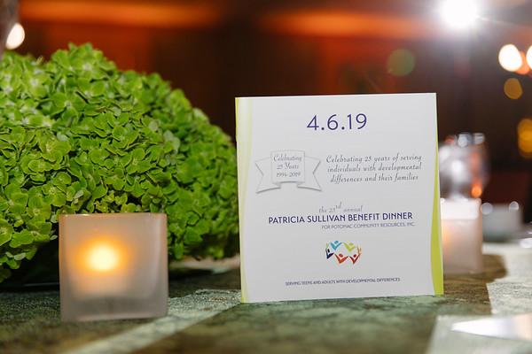 Patricia Sullivan Benefit Dinner 2019
