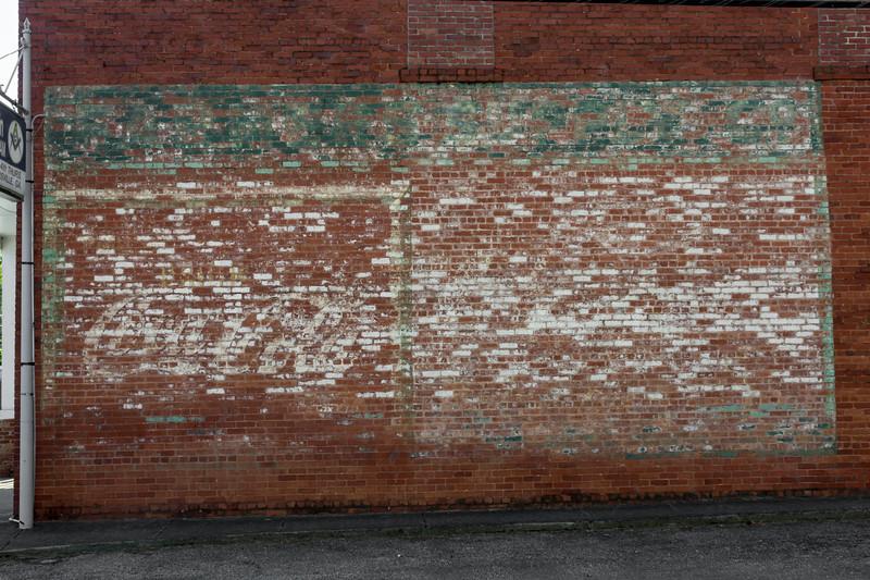 GA, Taylorsville - Coca-Cola Wall Sign 02