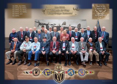 2018 15th AF Reunion (Dayton)