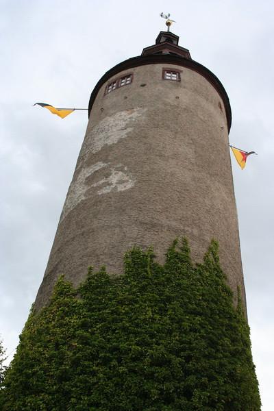Tauberbischofscheim, Germany - Tumersturm Tower (circa 1280)