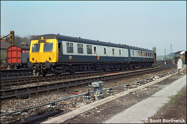 Class 120 (BR Swindon Cross Country): All Images