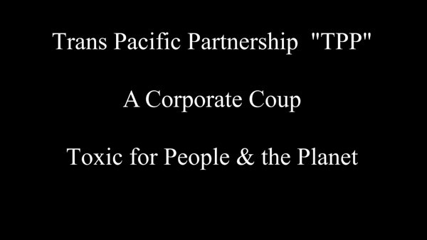 Backone Campaign - Flush the TPP