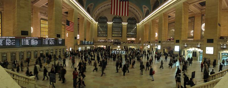 2009 Nov New York Panoramas