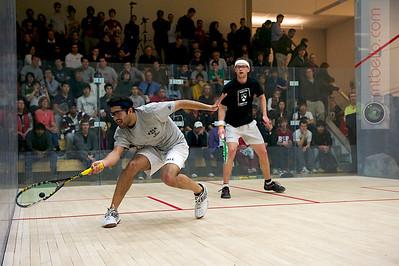 2011-02-26 David Letourneau (Princeton) and Naishadh Lalwani (Yale)