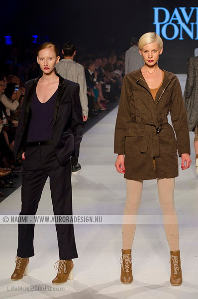 L'Oreal Melbourne Fashion Festival 2012 – Opening Night