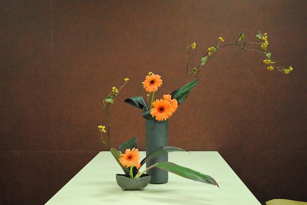 2013 Ikebana Class